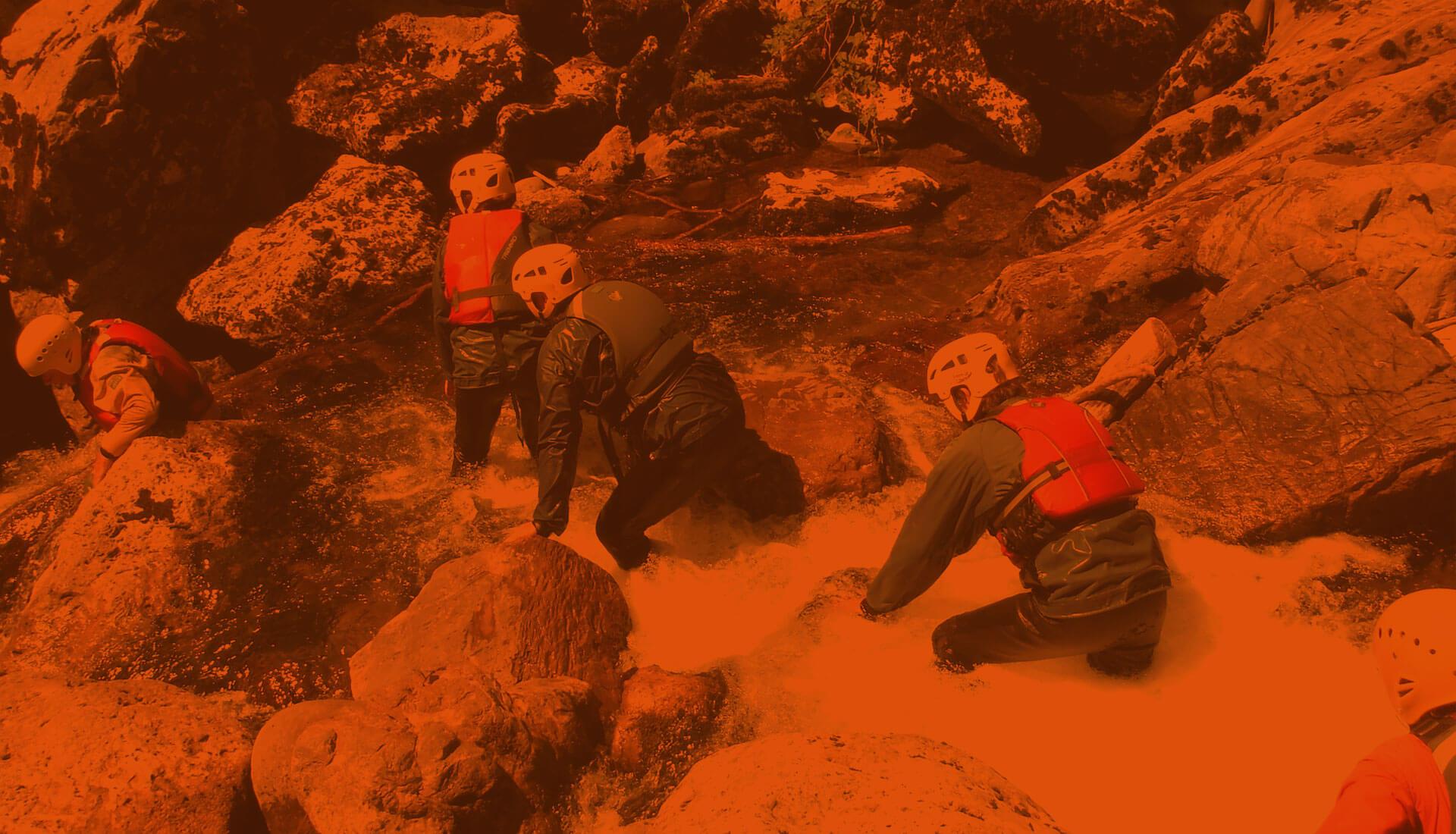 Firenze Rafting - River Trekking